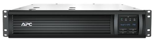 ИБП APC Smart-UPS 750VA/500W (SMT750RMI2U)