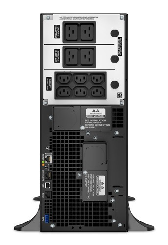ИБП APC Smart-UPS SRT, 6000VA/6000W (SRT6KXLI)