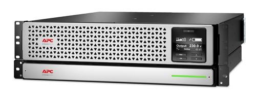 ИБП APC Smart-UPS SRT Li-Ion, 1000VA/900W (SRTL1000RMXLI-NC)