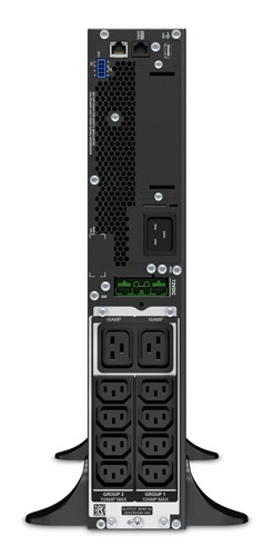 ИБП APC Smart-UPS SRT RM, 2200VA/1980W (SRT2200XLI)