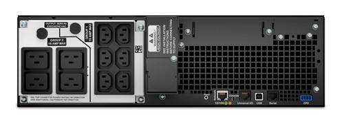 ИБП APC Smart-UPS SRT RM, 5000VA/4500W (SRT5KRMXLI)