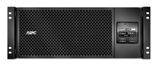 ИБП APC Smart-UPS SRT RM, 6000VA/6000W (SRT6KRMXLI)