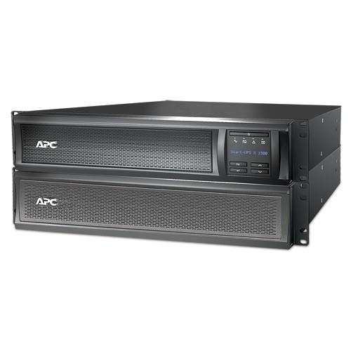 ИБП APC Smart-UPS X 1500VA/1200W (SMX1500RMI2UNC)