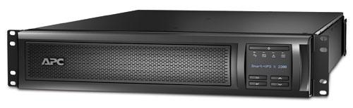 ИБП APC Smart-UPS X 2200VA/1980W (SMX2200RMHV2U)