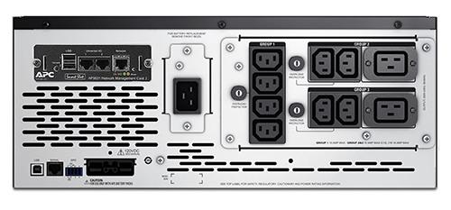 ИБП APC Smart-UPS X 3000VA/2700W (SMX3000HVNC)