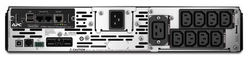 ИБП APC Smart-UPS X 3000VA/2700W (SMX3000RMHV2UNC)