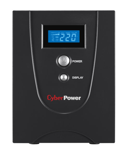 ИБП CyberPower 1200VA/720W (VALUE1200ELCD)