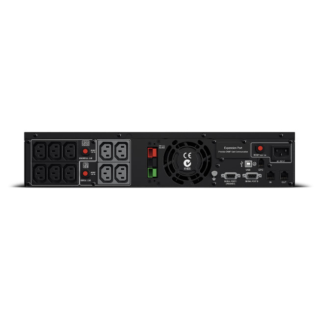 ИБП CyberPower 1500VA/1125W (PR1500ELCDRTXL2U)