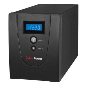 ИБП CyberPower 1500VA/900W (VALUE1500ELCD)