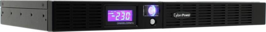 ИБП CyberPower 600VA/360W (OR600ELCDRM1U)
