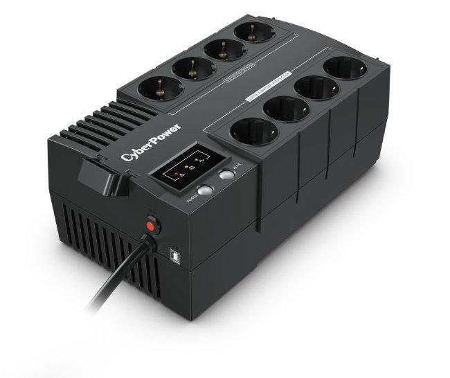 ИБП CyberPower 650VA/390W (BS650E NEW)