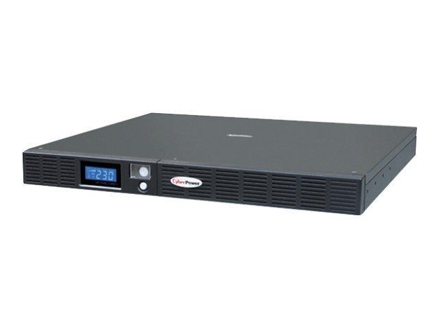 ИБП CyberPower OR1500ELCDRM1U 1500VA/900W (OR1500ELCDRM1U)