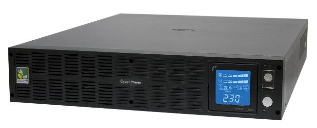ИБП CyberPower PR3000ELCDRT2U 3000VA/2700W (PR3000ELCDRT2U)