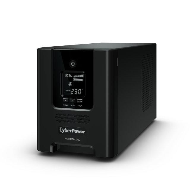 ИБП CyberPower PR3000ELCDSL 3000VA/2700W (PR3000ELCDSL)