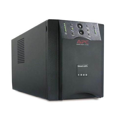 ИБП APC Smart-UPS XL 1000VA/800W (SUA1000XLI)