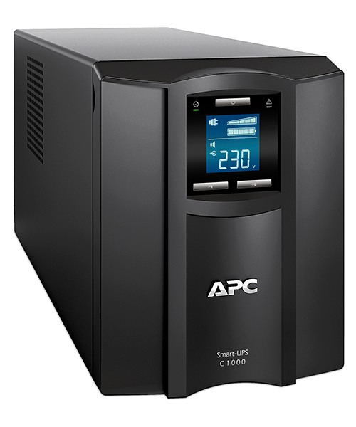ИБП Smart-UPS C 1000VA/600W (SMC1000I)