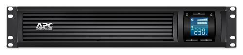ИБП Smart-UPS C 1000VA/600W (SMC1000I-2U)