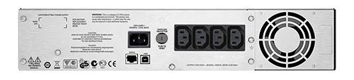 ИБП Smart-UPS C 1500VA/900W  (SMC1500I-2U)