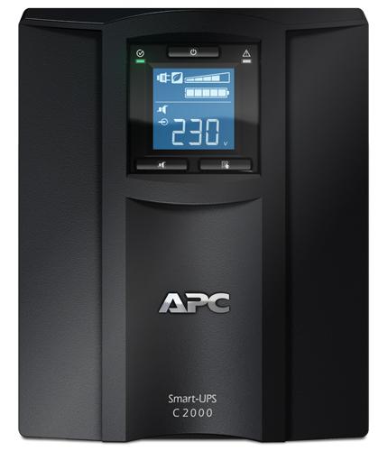 ИБП Smart-UPS C 2000VA/1300W (SMC2000I)