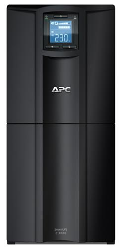 ИБП Smart-UPS C 3000VA/2100W (SMC3000I)