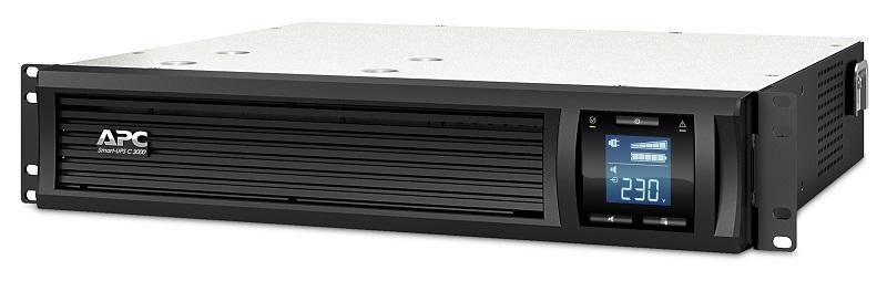 ИБП Smart-UPS C 3000VA/2100W (SMC3000RMI2U)
