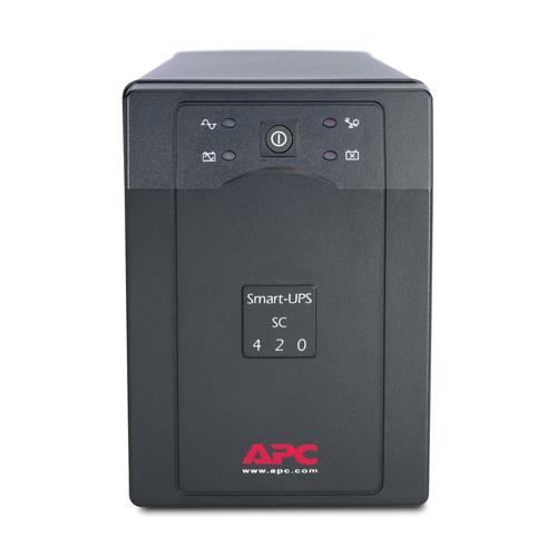 ИБП Smart-UPS SC 420VA/260W (SC420I)