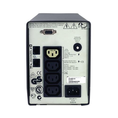 ИБП Smart-UPS SC 620VA/390W (SC620I)