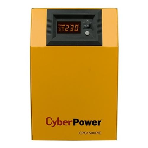 Инвертор Cyber Power 1500VA/1050W (CPS1500PIE)