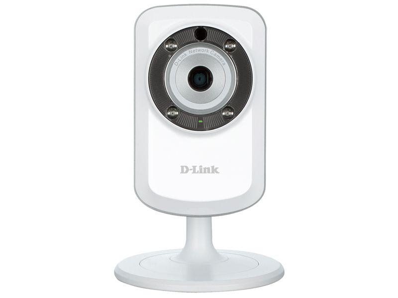 IP-камера D-Link DCS-933L беспроводная (DCS-933L/A2A)
