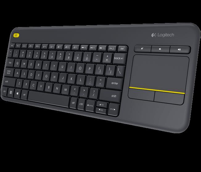 Клавиатура Logitech K400 Plus (920-007147)