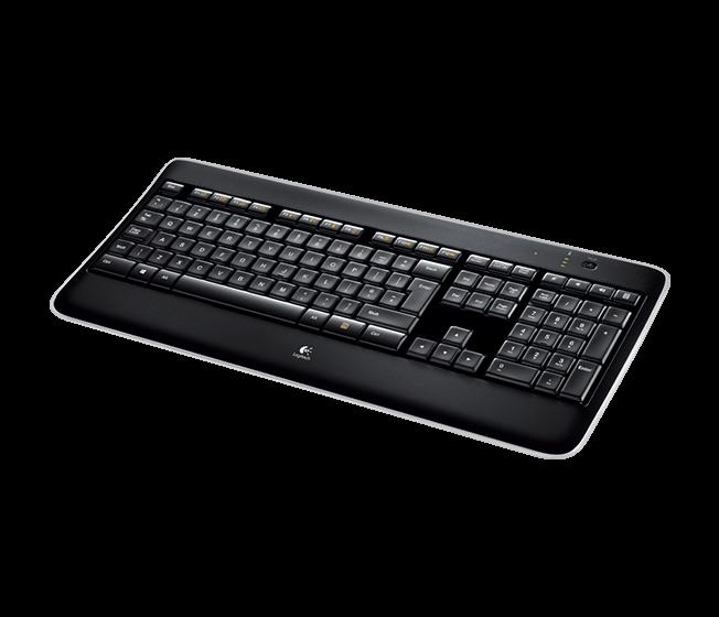 Клавиатура Logitech K800 (920-002395)