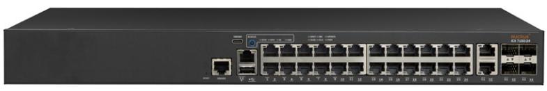 Коммутатор Ruckus ICX 7150, 24 порта (ICX7150-24-2X10G)