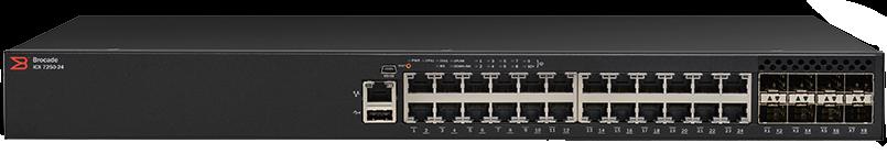 Коммутатор Ruckus ICX 7250, 24 порта (ICX7250-24-2X10G)