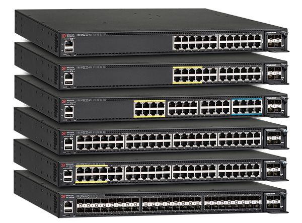 Коммутатор Ruckus ICX 7450, 24 порта (ICX7450-24-40G-E)