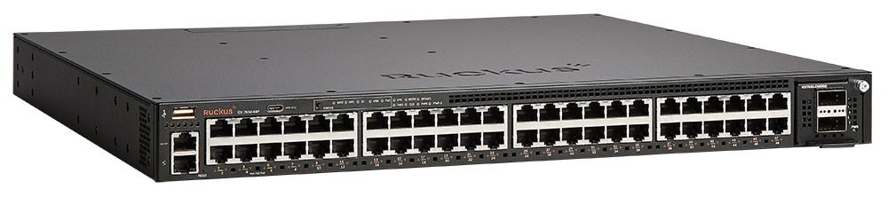 Коммутатор Ruckus ICX 7650, 48 портов (ICX7650-48P-E)