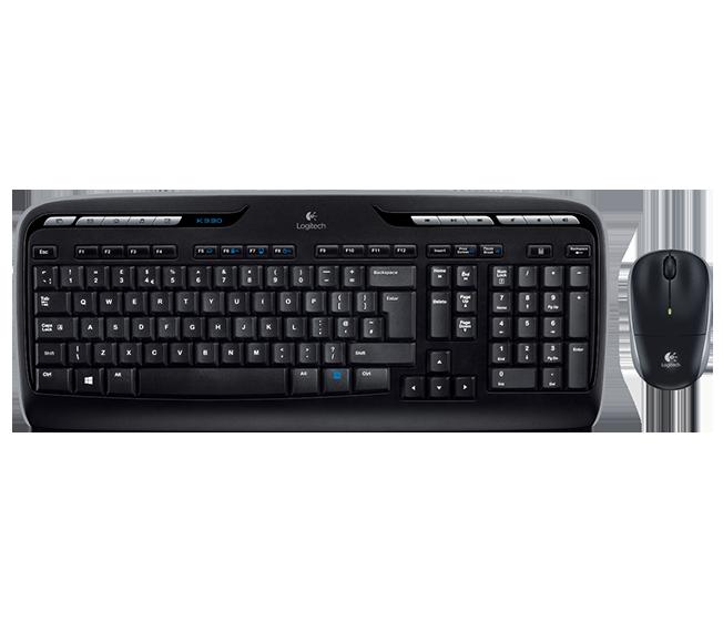 Комплект Logitech MK330 (920-003995)