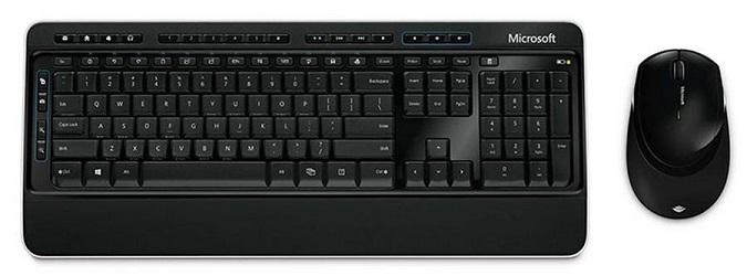 Комплект Microsoft 3050 (PP3-00018)