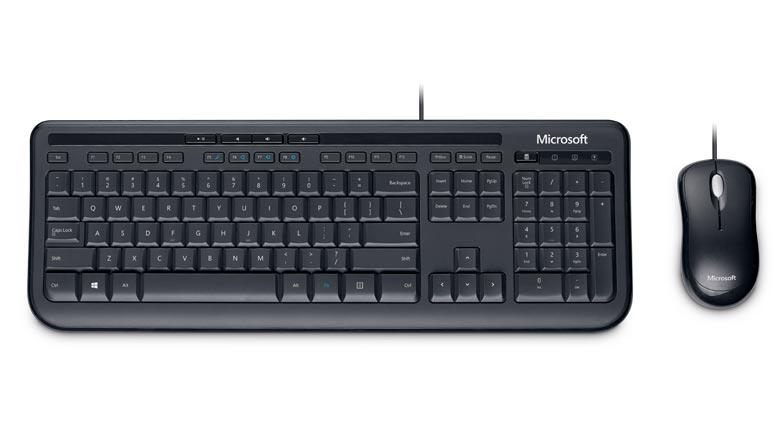 Комплект Microsoft 600 (3J2-00015)