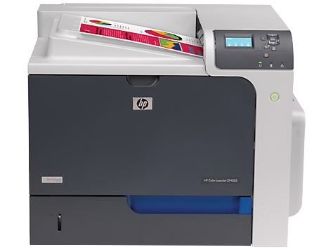 Лазерный принтер HP Color LaserJet Enterprise CP4025dn (CC490A)