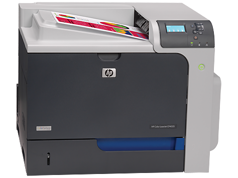 Лазерный принтер HP Color LaserJet Enterprise CP4025n (CC489A)