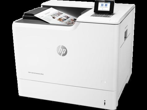 Лазерный принтер HP Color LaserJet Enterprise M652n (J7Z98A)