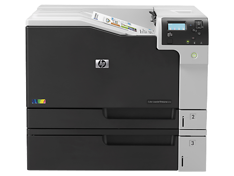 Лазерный принтер HP Color LaserJet Enterprise M750dn (D3L09A)
