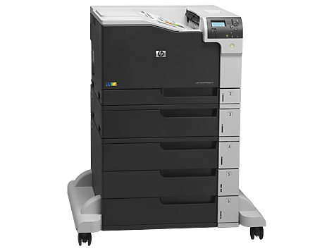 Лазерный принтер HP Color LaserJet Enterprise M750xh (D3L10A)