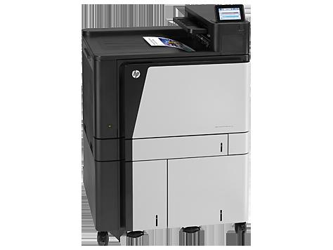 Лазерный принтер HP Color LaserJet Enterprise M855x+ (A2W79A)