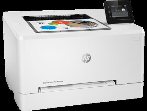 Лазерный принтер HP Color LaserJet Pro M254dw (T6B60A)