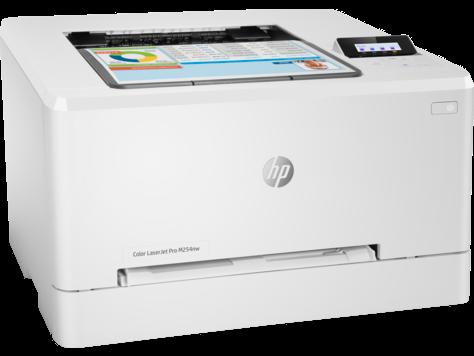 Лазерный принтер HP Color LaserJet Pro M254nw (T6B59A)