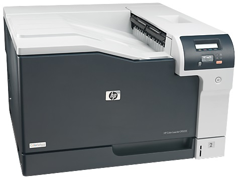 Лазерный принтер HP Color LaserJet Professional CP5225n (CE711A)