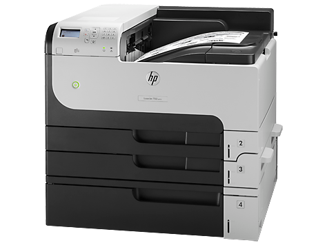 Лазерный принтер HP LaserJet Enterprise M712xh (CF238A)