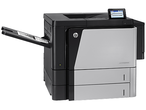 Лазерный принтер HP LaserJet Enterprise M806dn (CZ244A)
