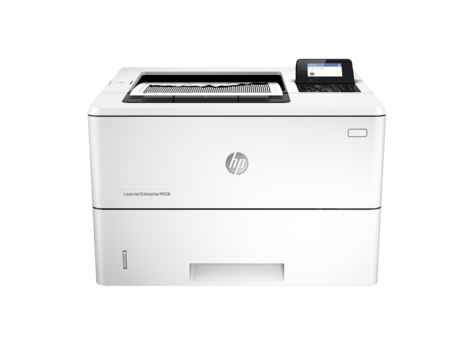 Лазерный принтер HP LaserJet Enterprise M506dn (F2A69A)